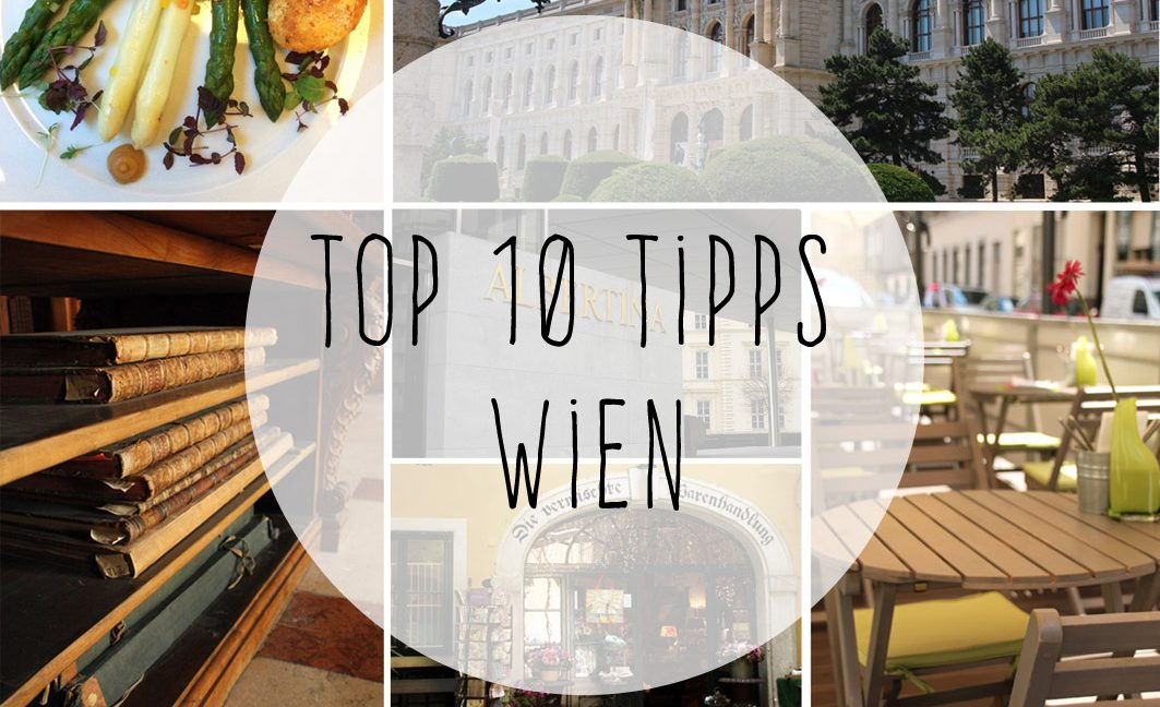 top 10 tips wien