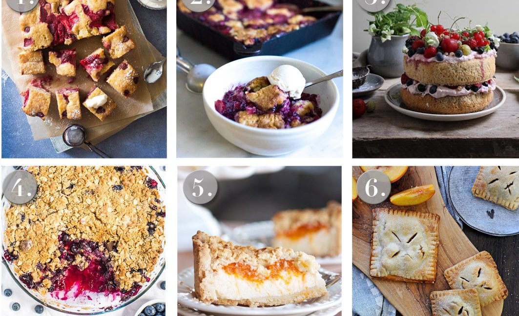 Links der Woche: Sommerkuchen