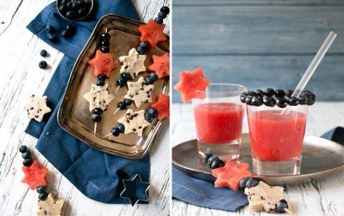 Raw Chocolate Chip Cookies, Wassermelonen-Daiquiri und 10 Gründe, warum ich die USA liebe + meine Top 10 USA-Rezepte.