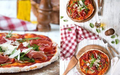 Die perfekte Glutenfreie Pizza.