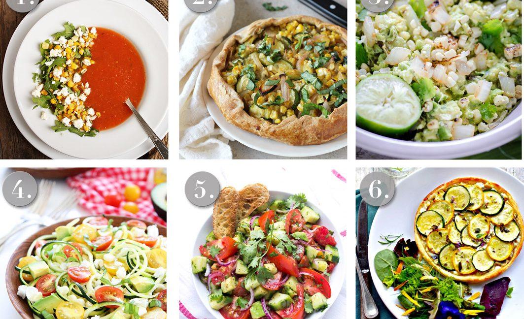 Links der Woche : Sommer-Gemüse