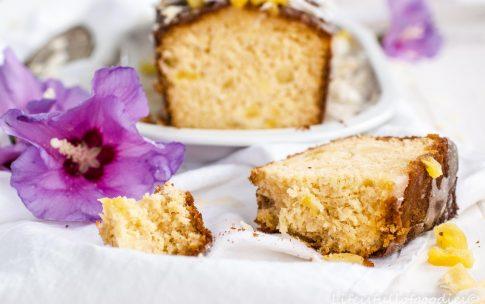 Urlaubserinnerung: Ananas-Kokos-Kuchen