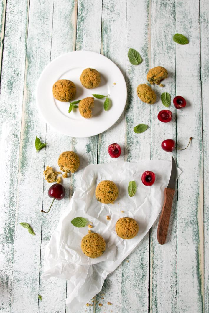 pistazienfalafel kirschen