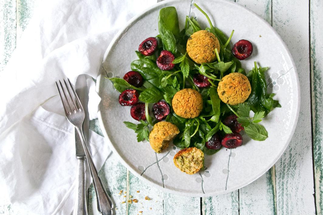 falafel pistazien vegan
