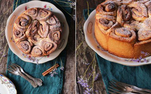 Urlaubserinnerungen mit Anne von A Cake a Day: Zimtschneckenkuchen.