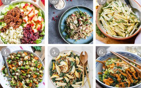 Links der Woche: Salate für den Herbst.