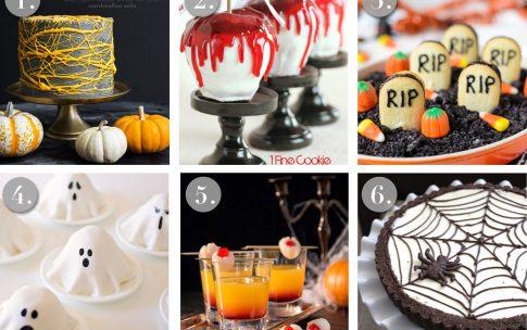 Links der Woche: Schaurig-schöne Halloween-Rezepte.