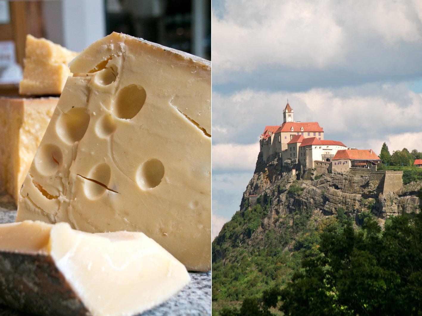 fromagerie zu riegersburg