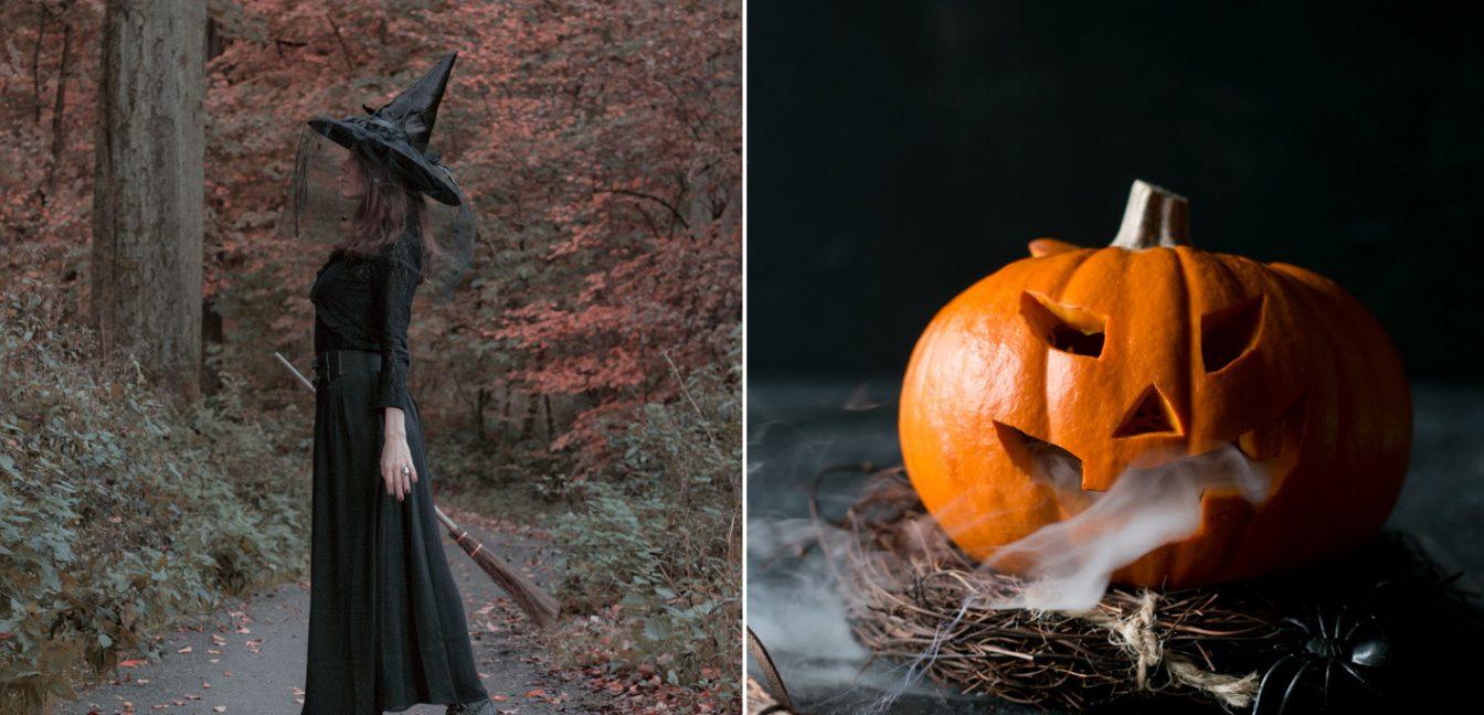 Rezepte zu Halloween – Supperclub bei einer Hexe.