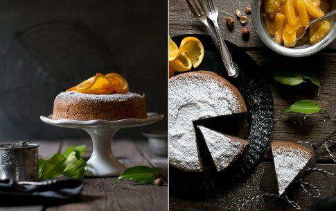 Maronikuchen mit Orangenragout – und das Chaos hinter den Kulissen.