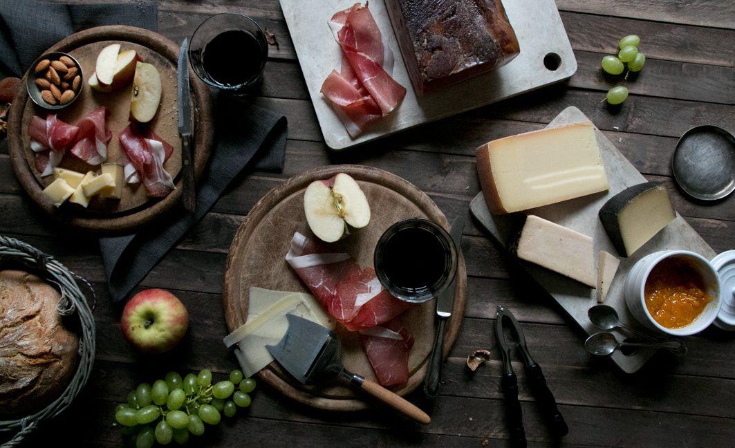 Südtiroler Speck – weil das Einfache oft das Beste ist.
