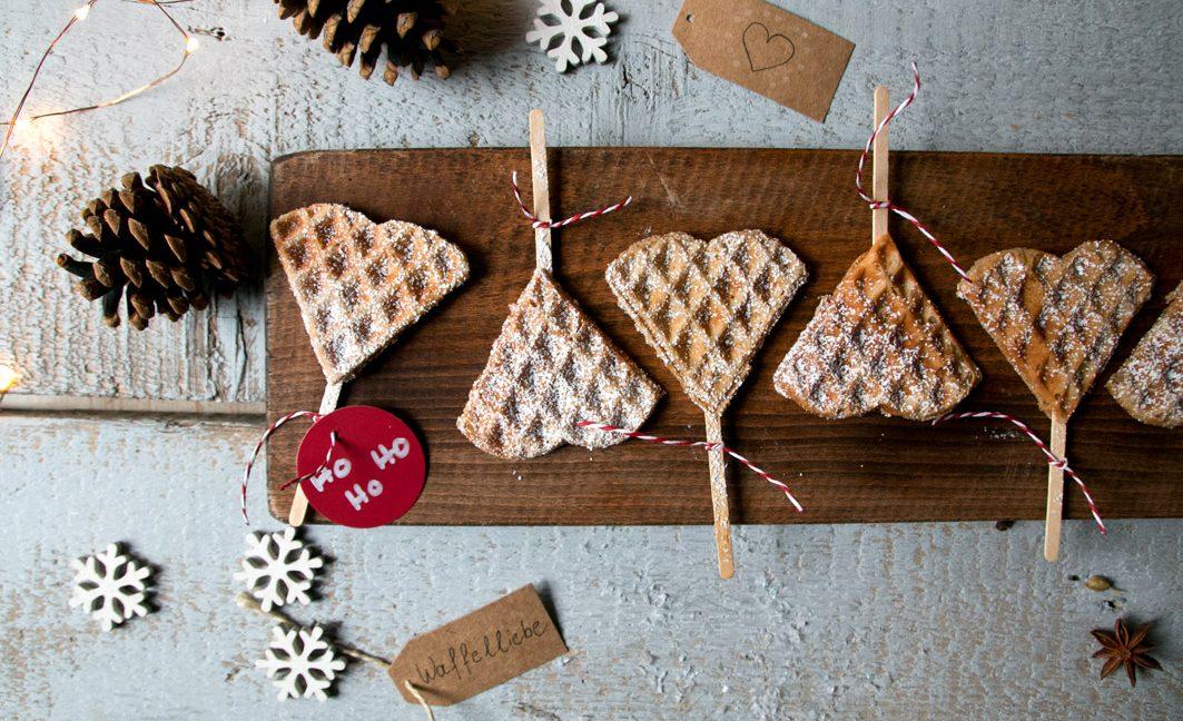 Rezepte für den Weihnachtsmarkt zuhause.