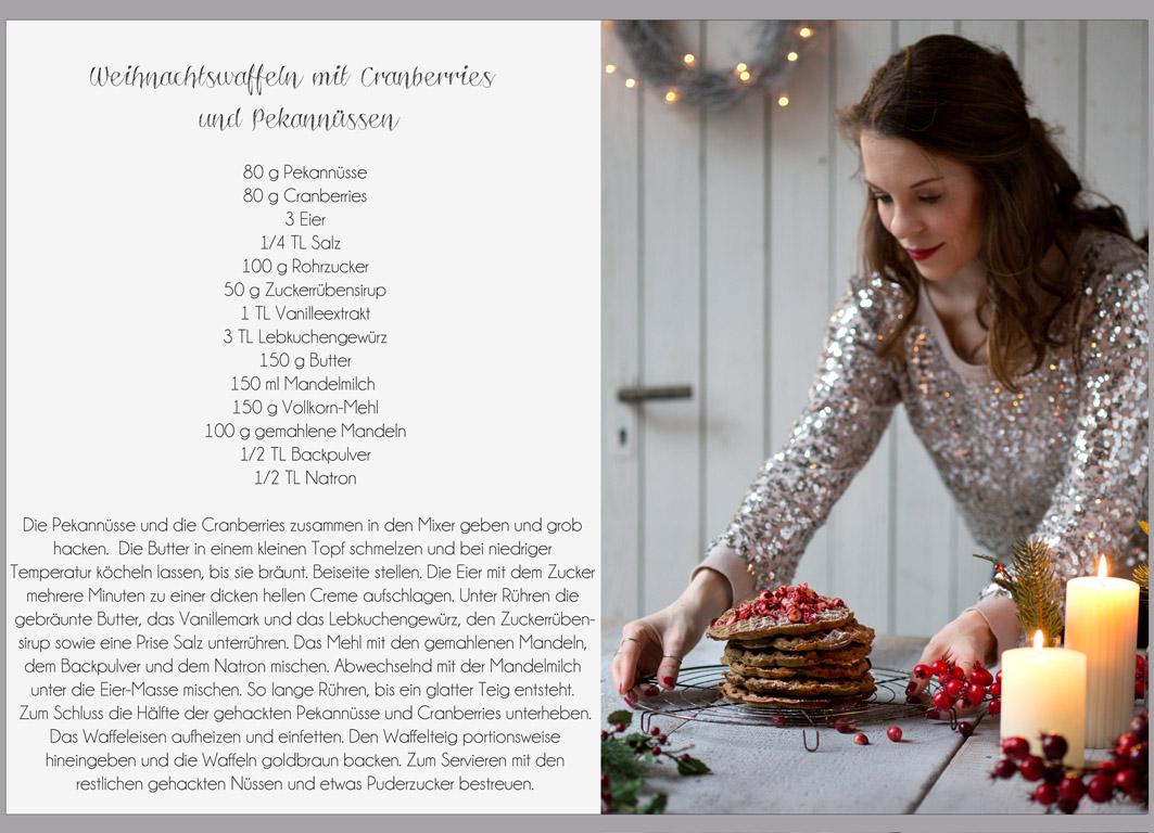 weihnachtswaffeln-cranberries