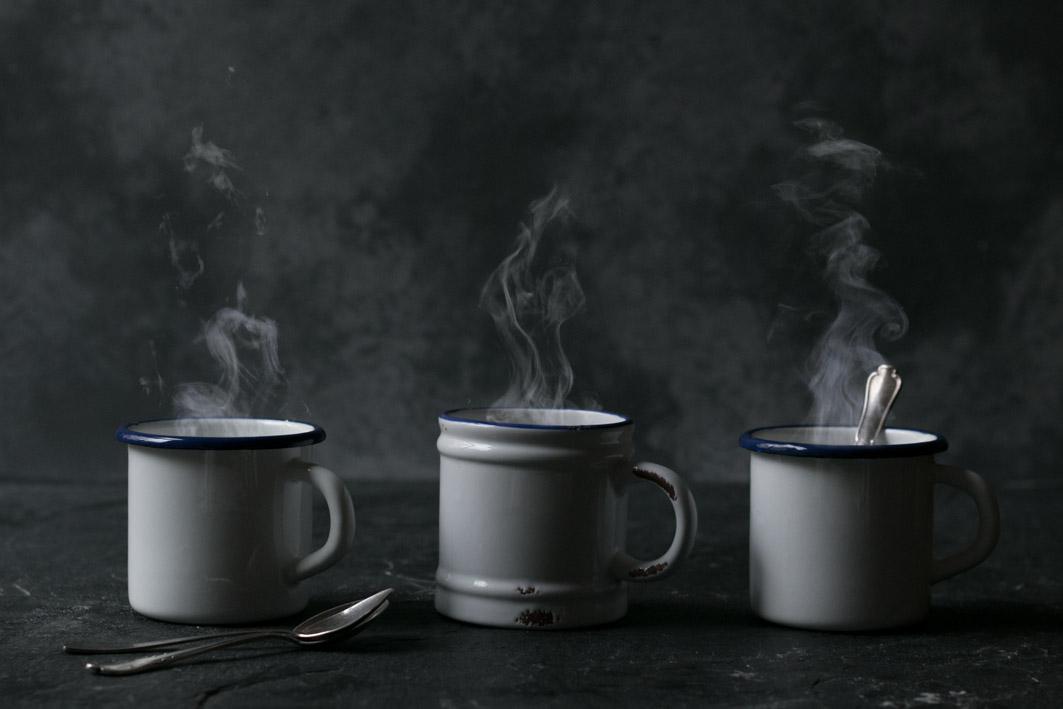 heiße tassen kakao