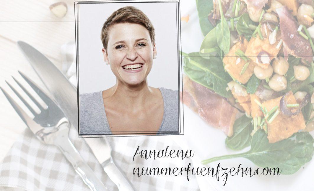Fit und glücklich mit Paleo – Annalena von Nummer Fünfzehn zu Gast bei Foodlovin'.