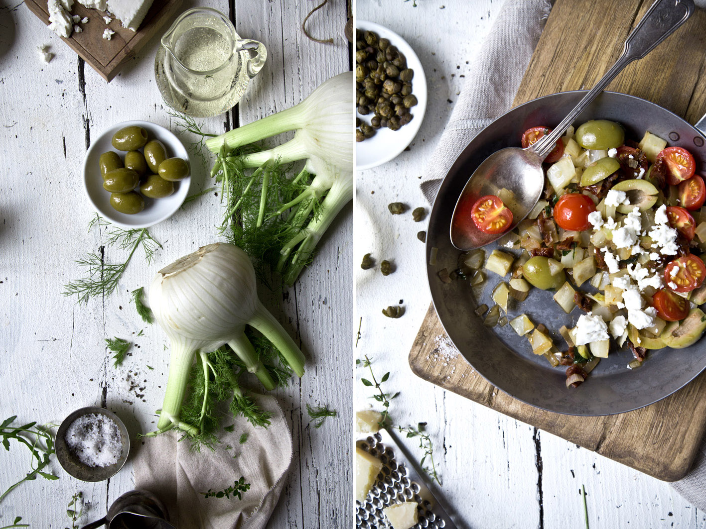 mediterrane gemuesepfanne foodlovin