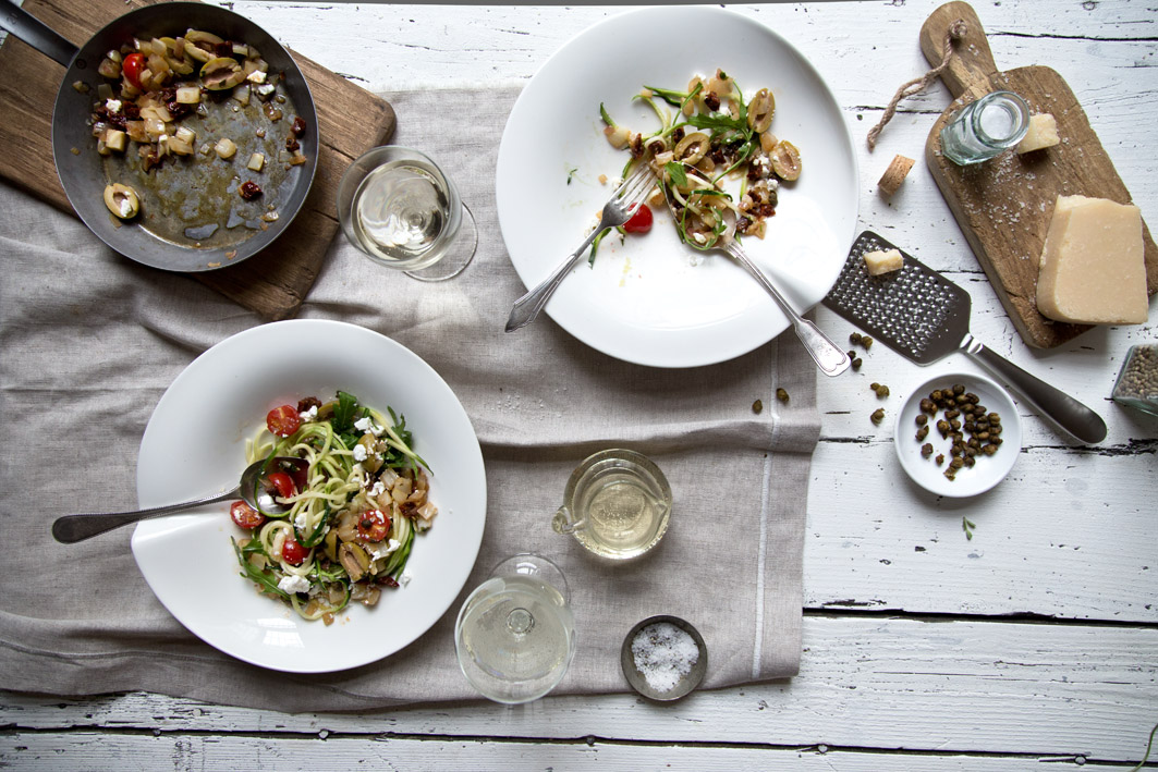 rezept zucchini nudeln foodlovin