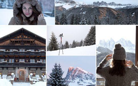 Südtirol im Schnee – Kurzurlaub im Hotel Rosalpina Dolomites.
