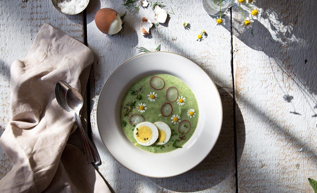 frühlingsrezept suppe