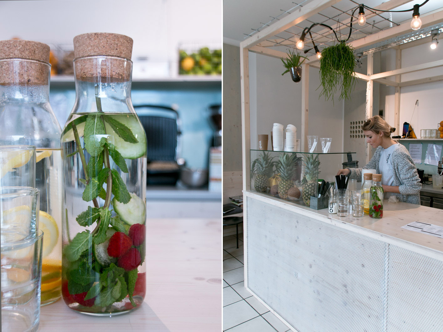 greentrees infused water