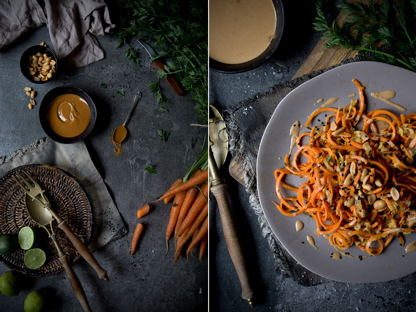 rezept für asiatische erdnuss sauce