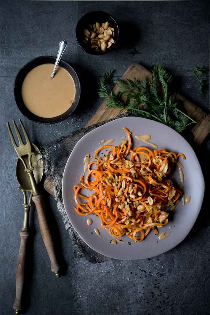 rezept für erdnuss sauce
