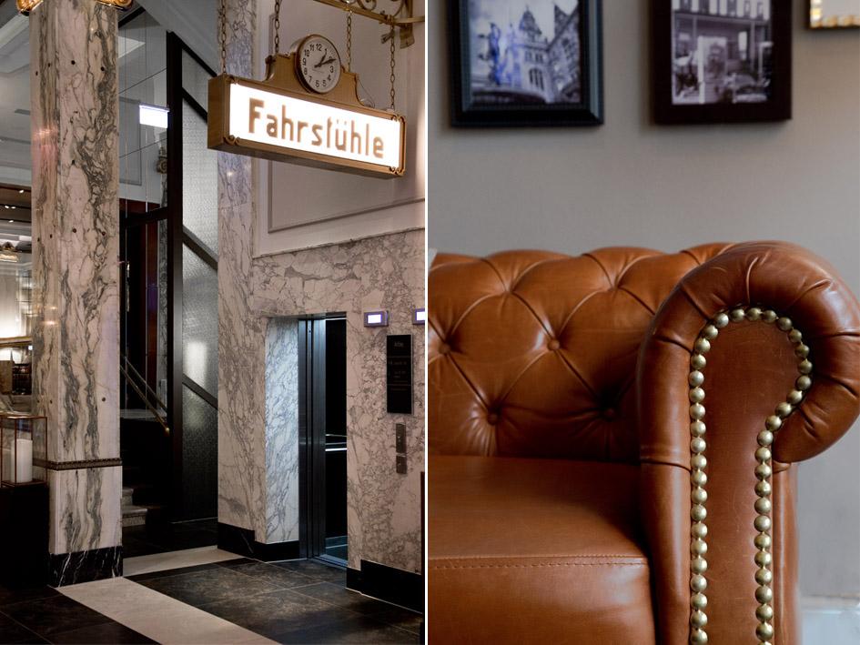 lobby vom hotel reichshof hamburg