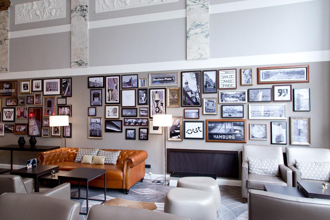 hotellobby im reichshof hamburg