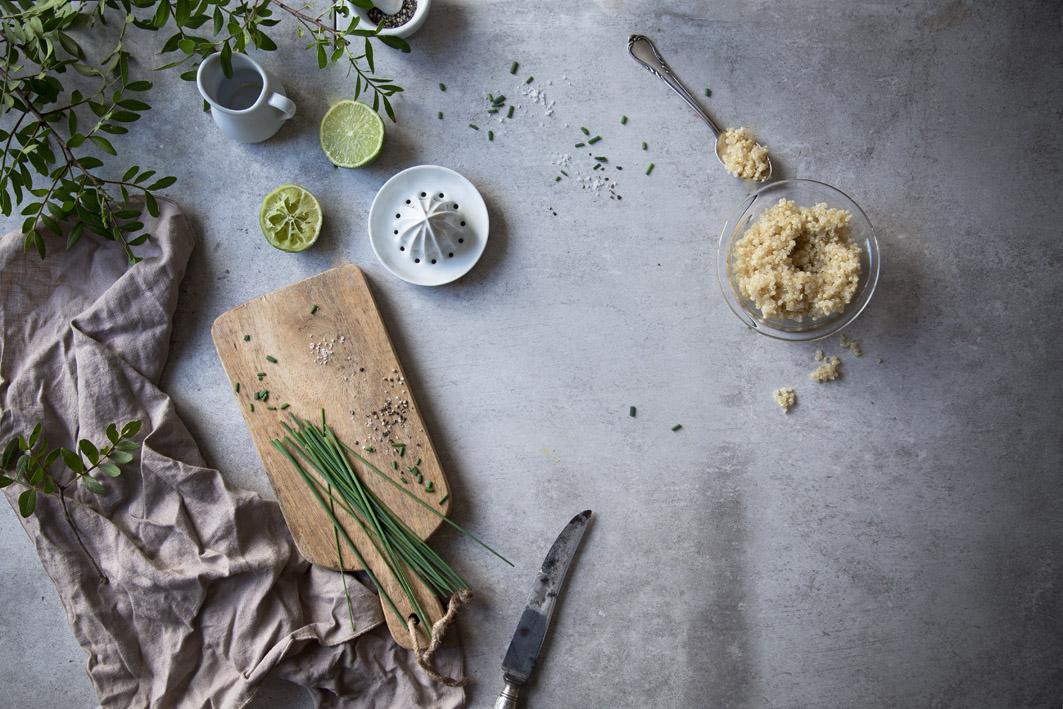 quinoa salat zutaten