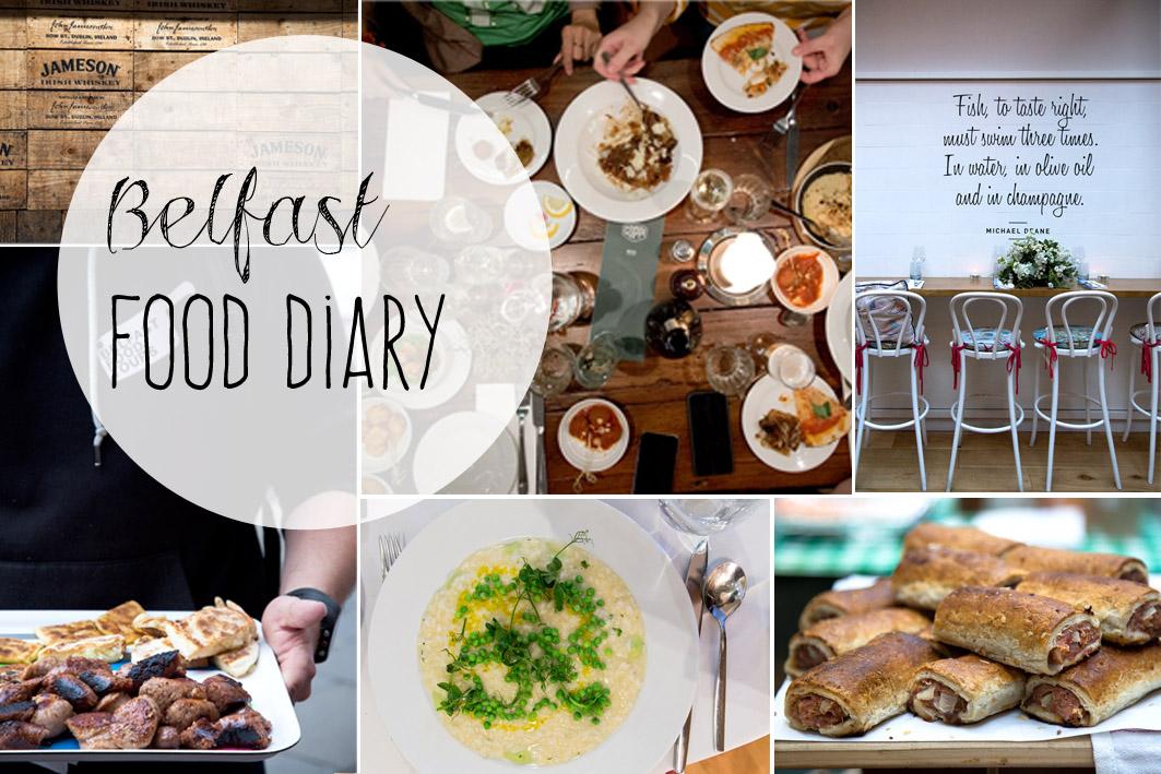 Belfast food diary