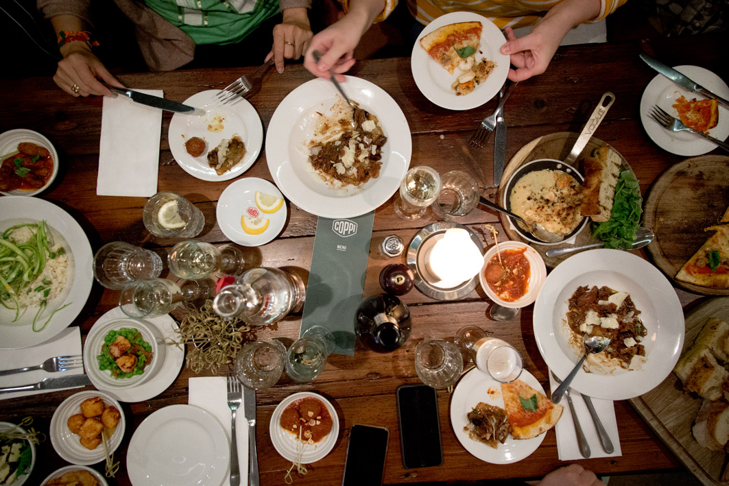 coppi restaurant belfast