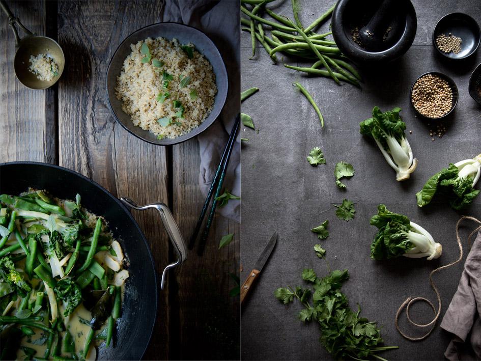 gruenes thai curry