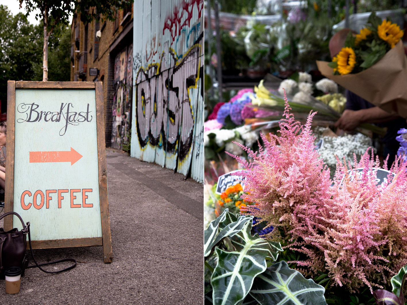 london flower market
