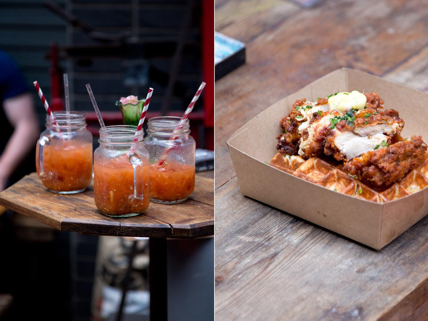 london street food maltby