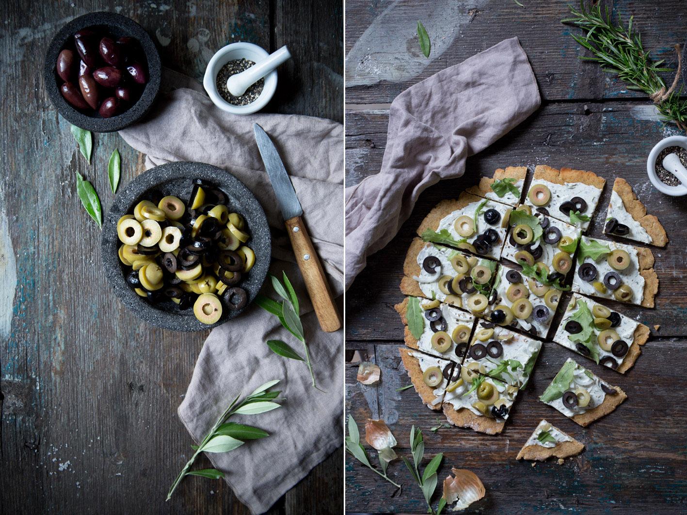 oliven flammkuchen rezept