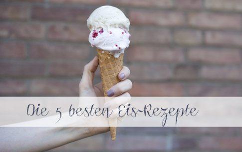Die 5 besten Eis-Rezepte auf Foodlovin'
