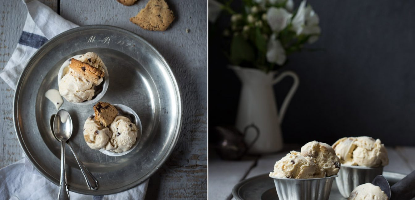 cookie dough eiscreme rezept