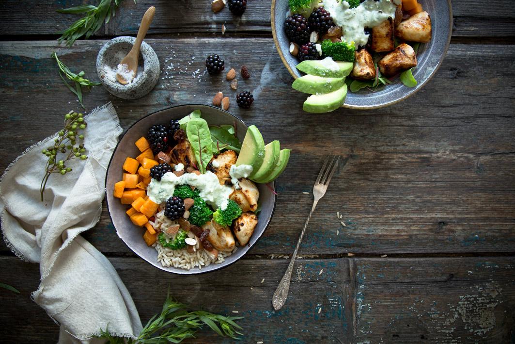 foodlovin gesundes mittagessen