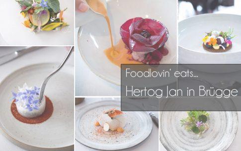 Das Restaurant Hertog Jan in Brügge – ein ganz besonderes Erlebnis.