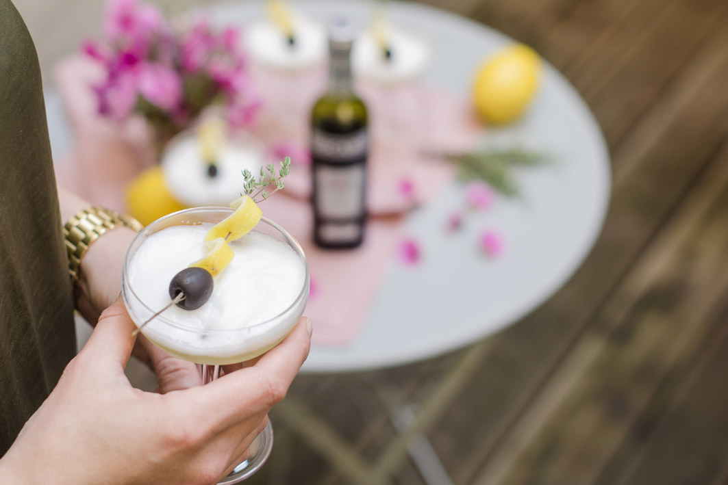 champagnercocktail mit pastis
