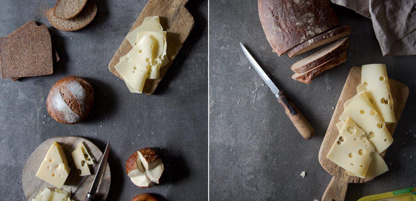 Grilled Cheese Sandwich und eine kleine Käsebrotkunde.