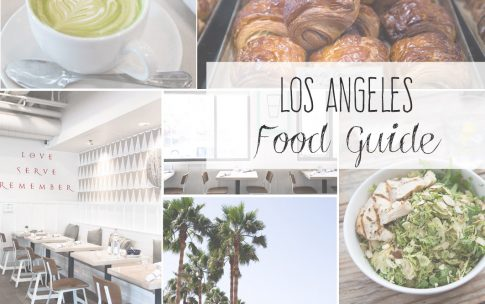Los Angeles Food Guide.