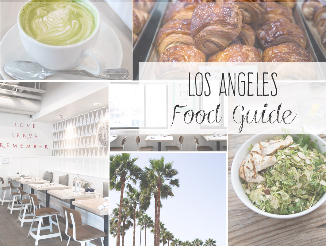 los angeles food guide