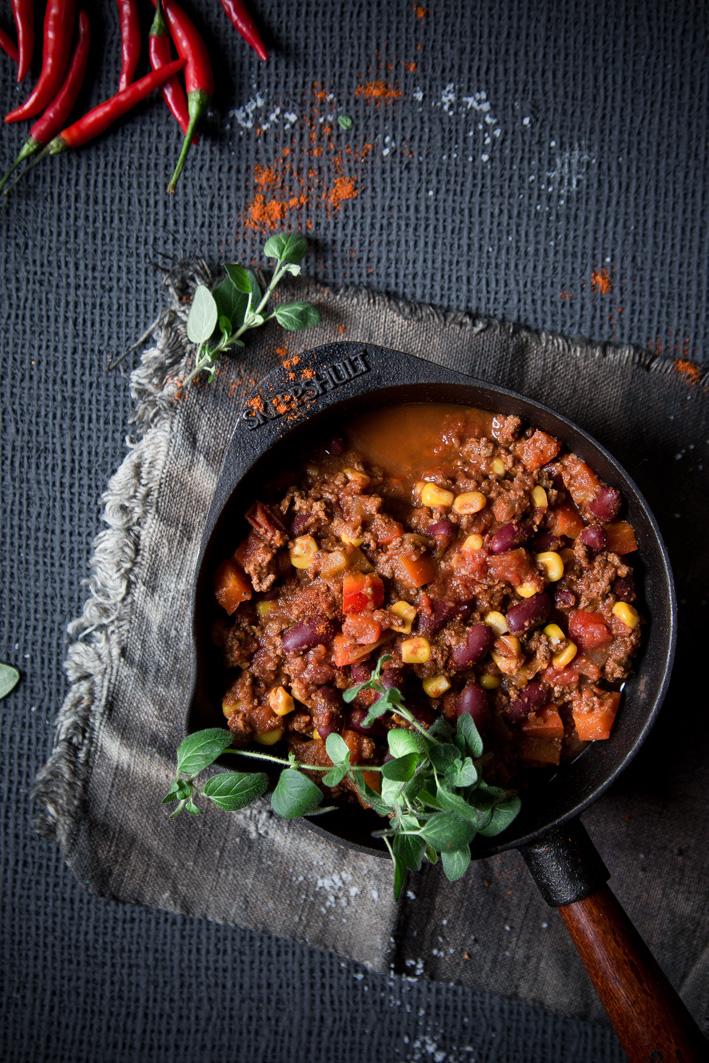 Einfach, schnell und lecker: Rezept für Chili con Carne