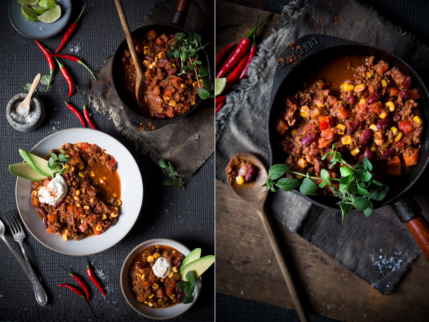Chili con Carne Rezept von Foodlovin'