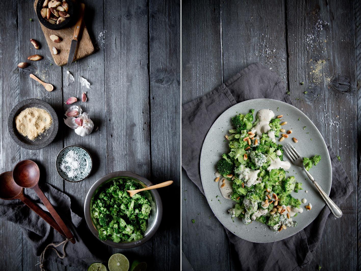 roher brokkolisalat foodlovin 39. Black Bedroom Furniture Sets. Home Design Ideas