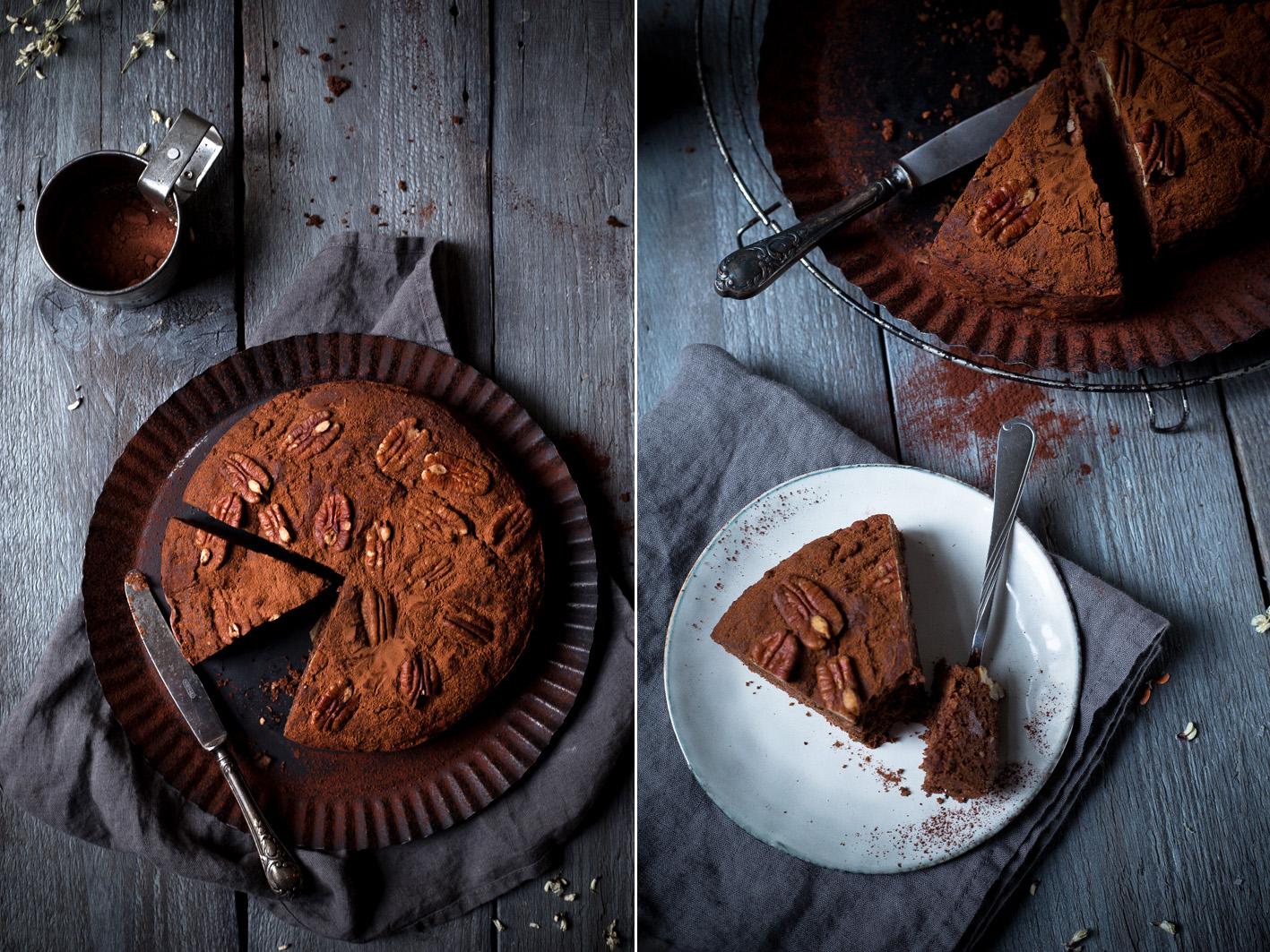 Dattelkuchen ohne Zucker