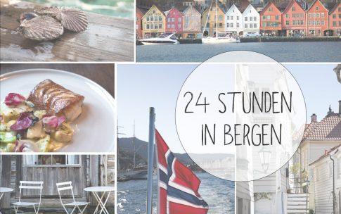 24 h in Bergen – ein perfekter Tag in Norwegens zweitgrößter Stadt.