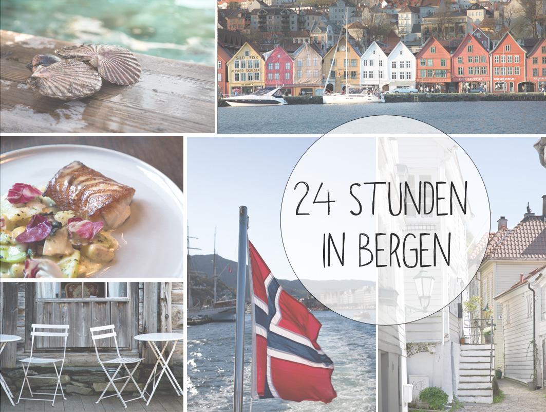 24 Stunden in Bergen
