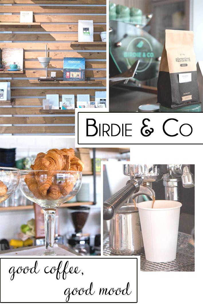Café Tipp: Das Birdie & Co in Düsseldorf